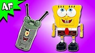 Lego SpongeBob BUILD-A-BOB 3826 Speed Build