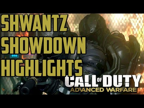 Advanced Warfare Shwantz Showdown Highlights