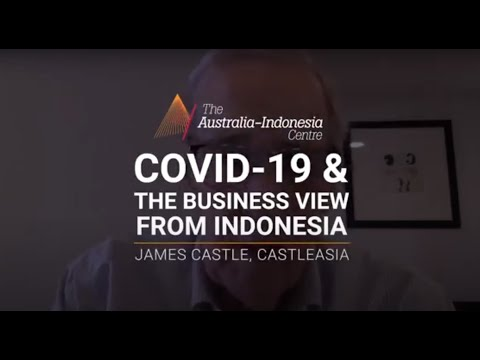 COVID-19 and the business view from Indonesia, with James Castle
