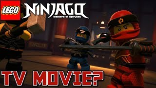 Ninjago: Season 9: TV Movie Coming Soon? (Ninjago: Hunted)