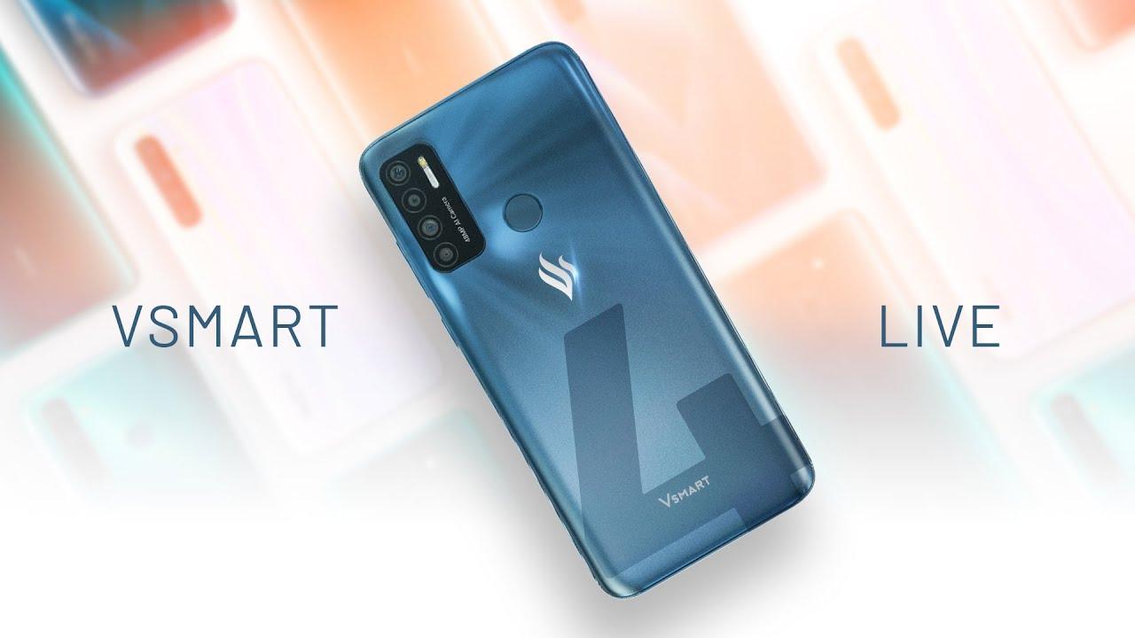 Đánh giá chi tiết Vsmart Live 4: đáng mua thật không?