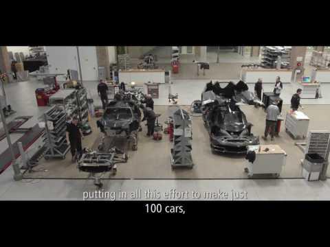Pagani Huayra Roadster - The Design Process