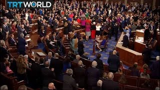 US Congress Opens: Democrats pass budget to 'end' govt shutdown