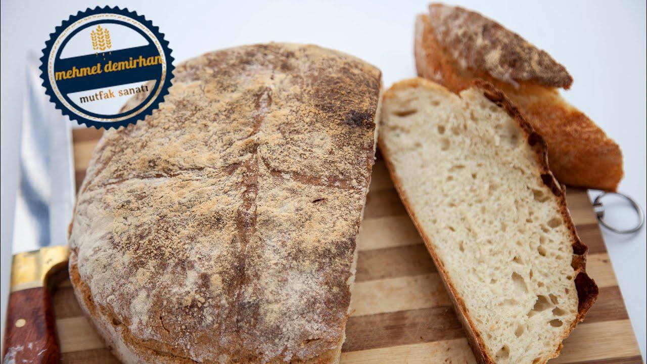 Evde Köy Ekmeği Nasıl Yapılır