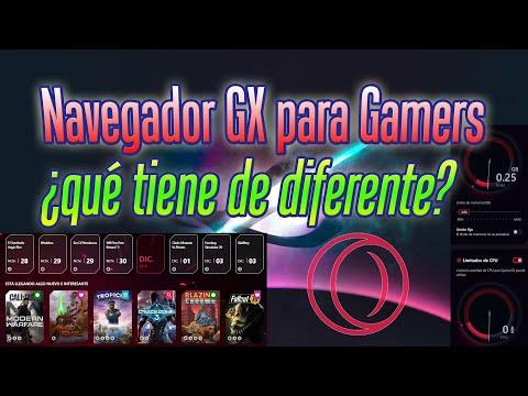 Navegador GX Para Jugadores | ¿qué Lo Hace Diferente A Otros Navegadores De Internet?