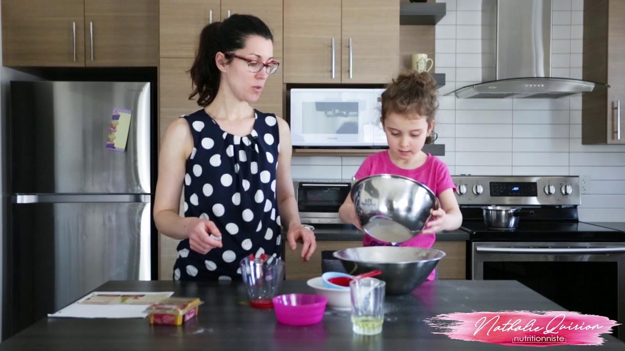 Recette de pâte à modeler maison - YouTube