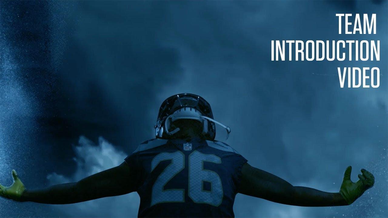 2018 Seahawks Team Introduction Video