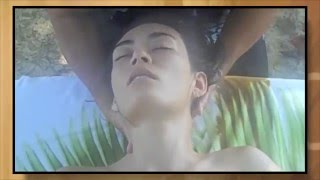 Lomilomi Neck and Face Massage Techniques