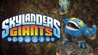 Skylanders Giants - Pop Fizz Unboxing