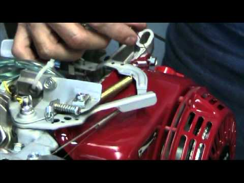Honda Gx 200 HONDA SURGE VIDEO.mpg - YouTube
