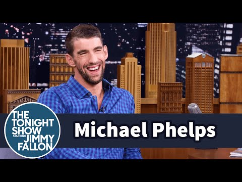 Michael Phelps Retires to Run His Baby Boomer