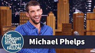 Michael Phelps Retires to Run His Baby Boomer's Instagram