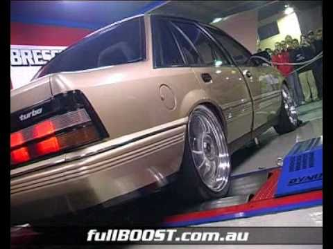 Platnm Vl Calais Turbo Dyno Youtube