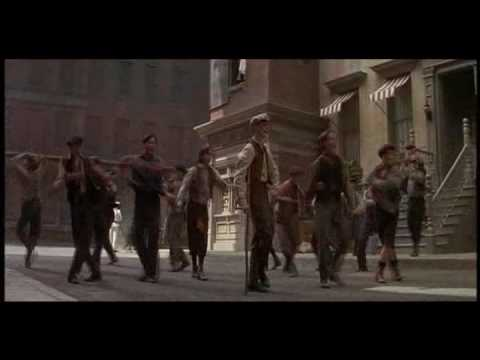 Newsies: Carrying The Banner