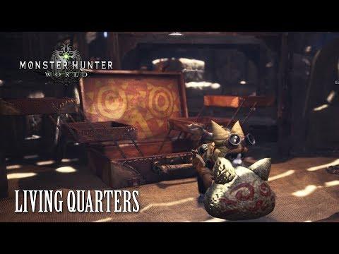 Monster Hunter World - Living Quarters Theme