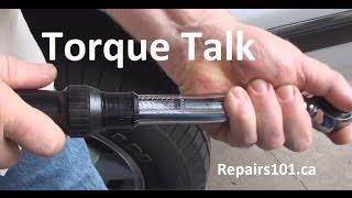 Torque Talk