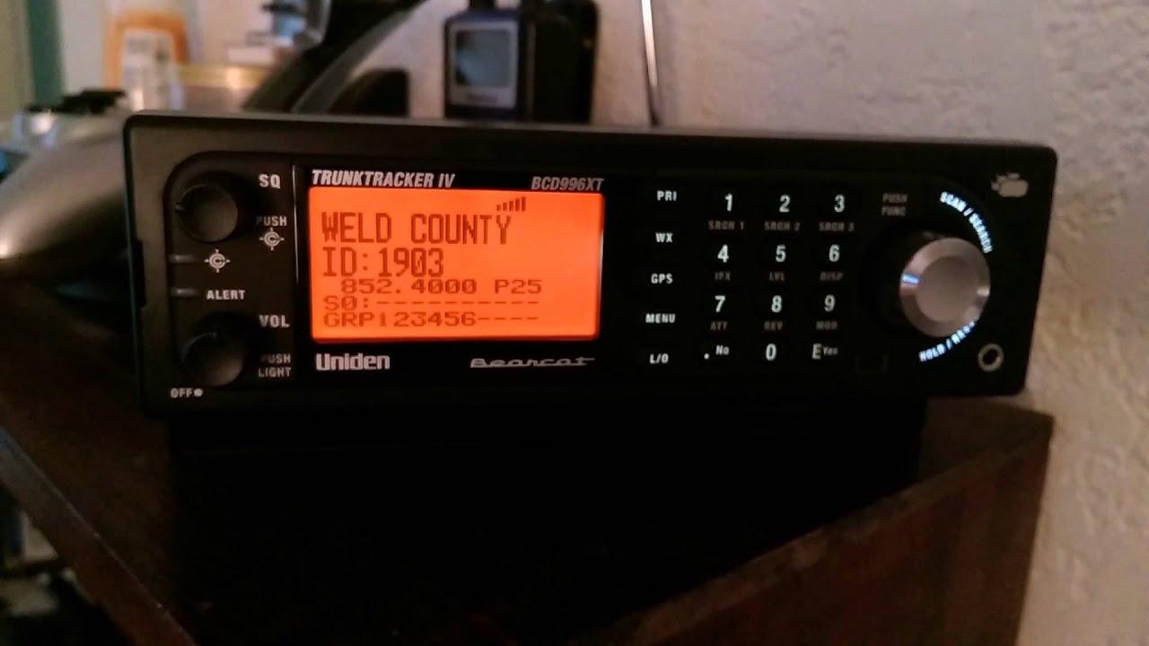 uniden bcd996xt scanning youtube rh youtube com Bearcat Scanners Frequency Uniden Bearcat Scanner Programming