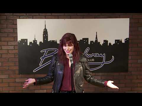 Mollie Amburgey - The Industry Room Showcase at The Broadway Comedy Club, New York City