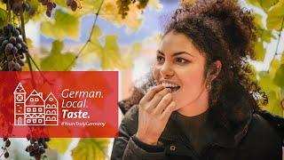 German.Local.Taste. #YoursTrulyGermany
