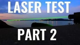 Flat Earth   Laser Test Proves The Flat Earth - Part 2