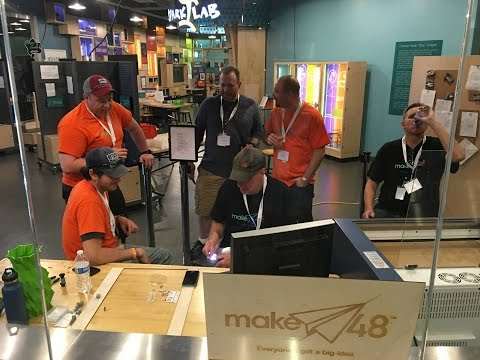 Make48- Smithsonian's National Museum of American History June 2016