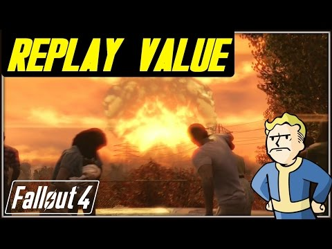 What's The Replay Value? | Fallout 4