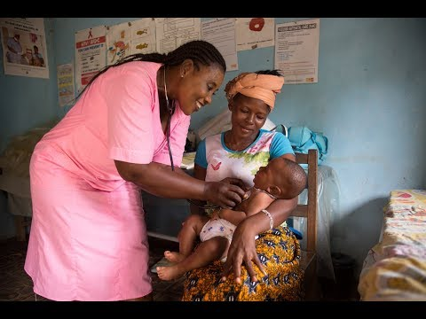 Tenneh's and Nurse Judith's Story - Christian Aid Week 2019