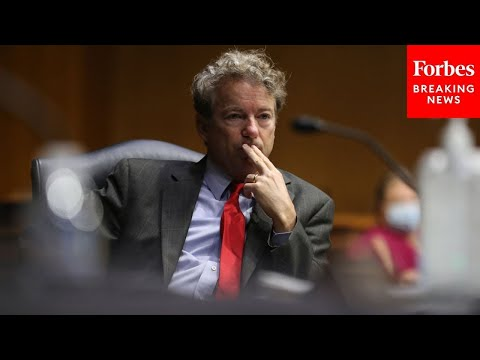 """Rand Paul: """"Social Security Had 6.6M Listed At Over 112 Years Of Age Still Active In The Rolls&"""