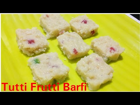 Barfi recipe by Kitchen with Rehana