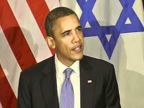 Netanyahu: Obama deserves 'badge of honor' on Israel