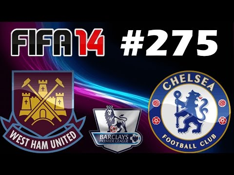 Let's Play Fifa 14 - Karrieremodus Part #275 - [Matchday 33] Chelsea London