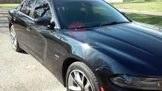 2015 Dodge Charger R/T Premium Phantom Black