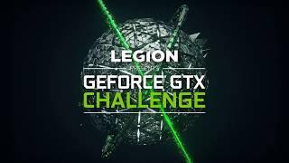 Lenovo Legion prezentuje GeForce GTX Challenge