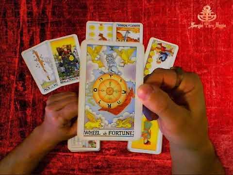 Видео Ответ на картах таро 01701