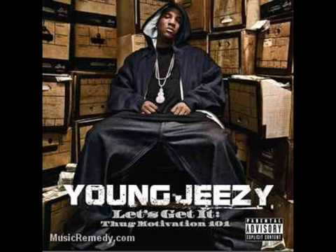 Клип Young Jeezy - Sky's the Limit