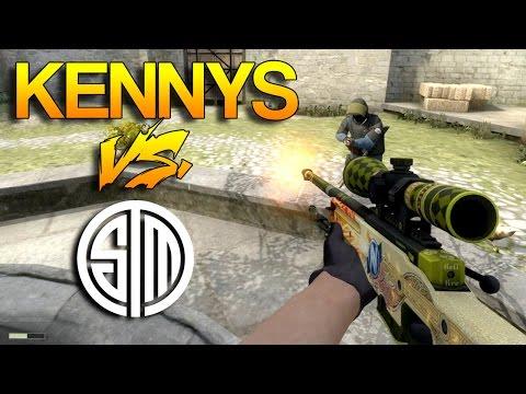 CS:GO - KennyS vs TSM