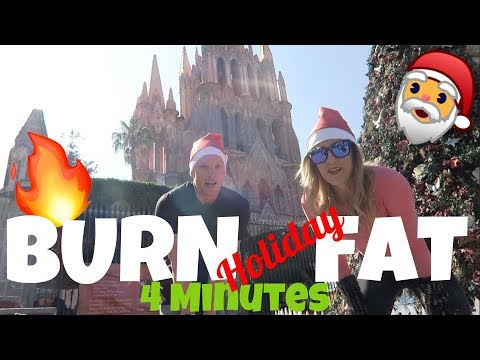 Holiday Blast Workout