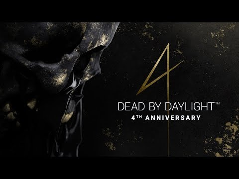 Dead By Daylight Live Stream| 4th Anniversary Celebration Watch Party! Chapter Reveal!