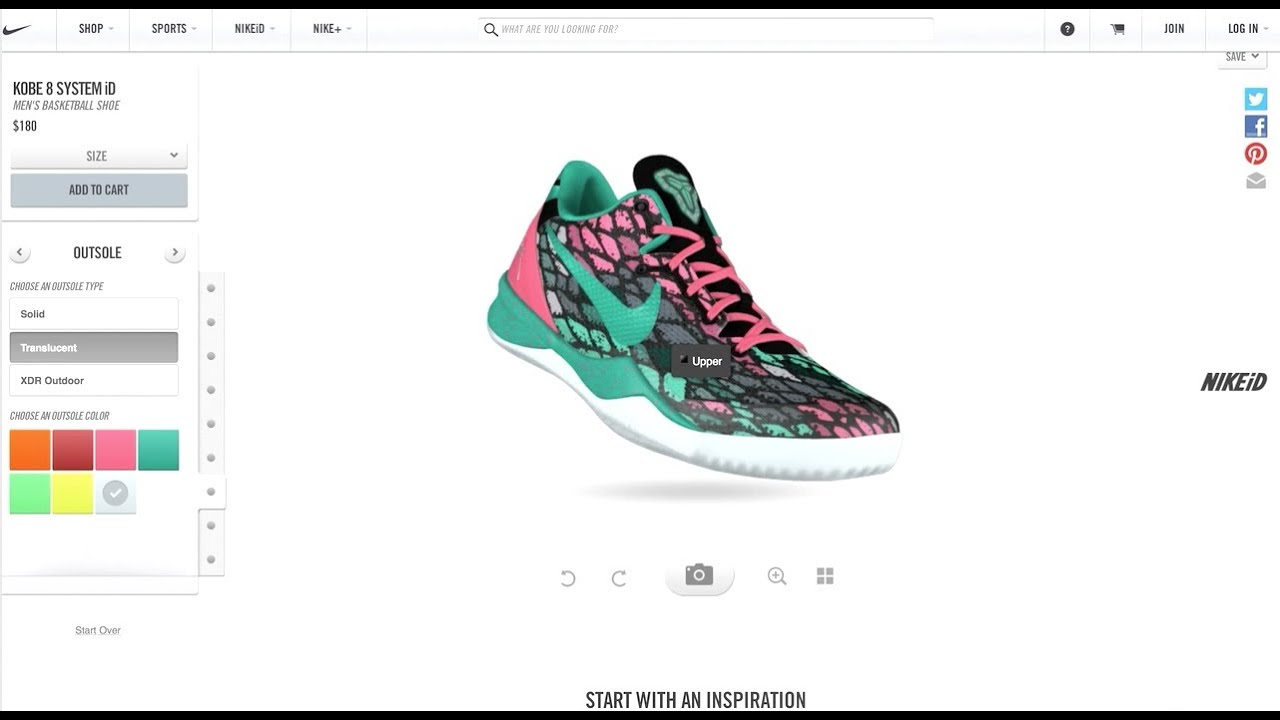 Kobe 8 System ID Review (Miami Vice Colorway?) 1st Look ... Kobe 8 All Colorways