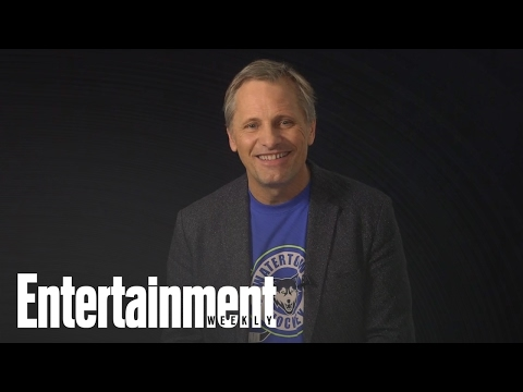 Captain Fantastic: Viggo Mortensen On His Nominated Role | Oscars 2017 | Entertainment Weekly