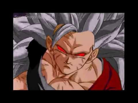 Dragon Ball Af Goku Super Sayajin 5 2018 Youtube