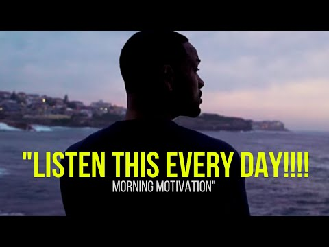 STOP NEGATIVE SELF THINKING - Listen To This Everyday (motivational video)