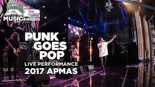 apmas 2017 performance punk goes pop live medley grayscale