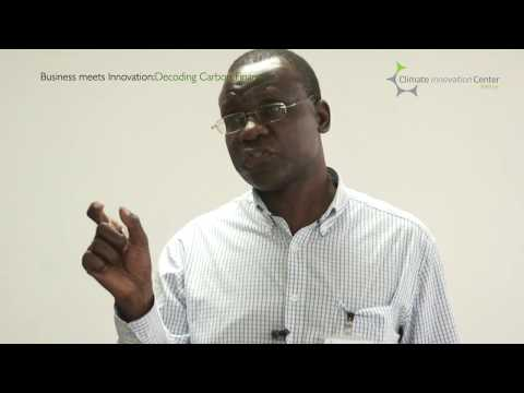 Tom Owino on the challenges in accessing carbon finance