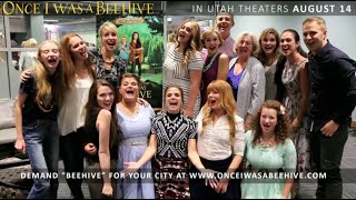 Once I Was A Beehive - Cast Message to our Fans! - NOW PLAYING IN THEATERS