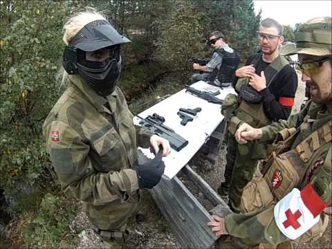 At Vipers Airsoft 2013 [HD] (Norway) Montage