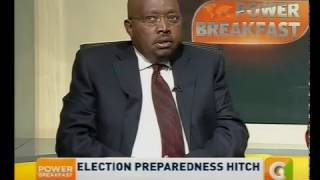 Power Breakfast News Review : Election preparedness hitch