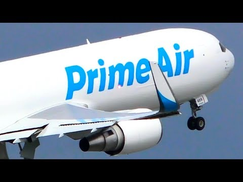 5 LOUD Cargo Aircraft Takeoffs From CLOSE UP | Anchorage Air