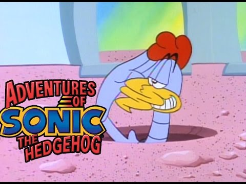Adventures of Sonic the Hedgehog 123 - Grounder The Genius