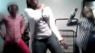 Dancing to Mrs.Porsh Rock Your Hips!!!!!!!!